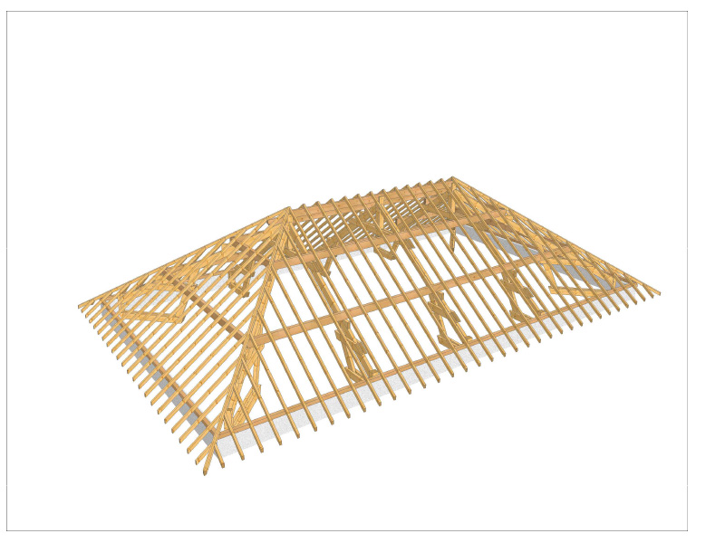 kit-charpente