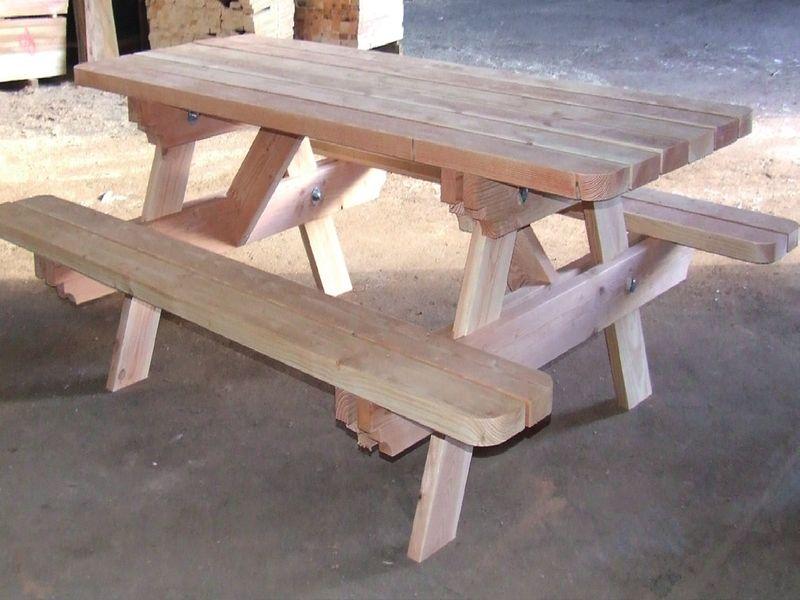 Tables de jardin (3)