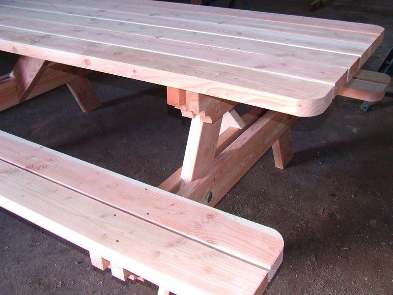 Tables de jardin (4)