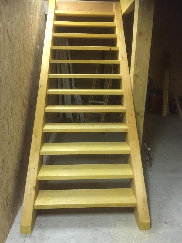escaliers échelles 2