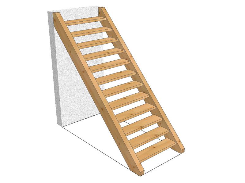 escaliers échelles 3