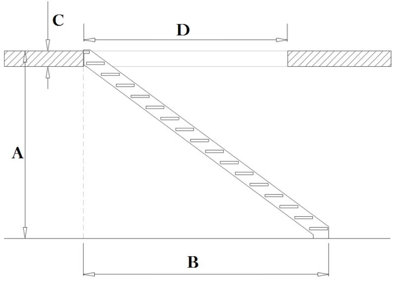 escaliers échelles 4