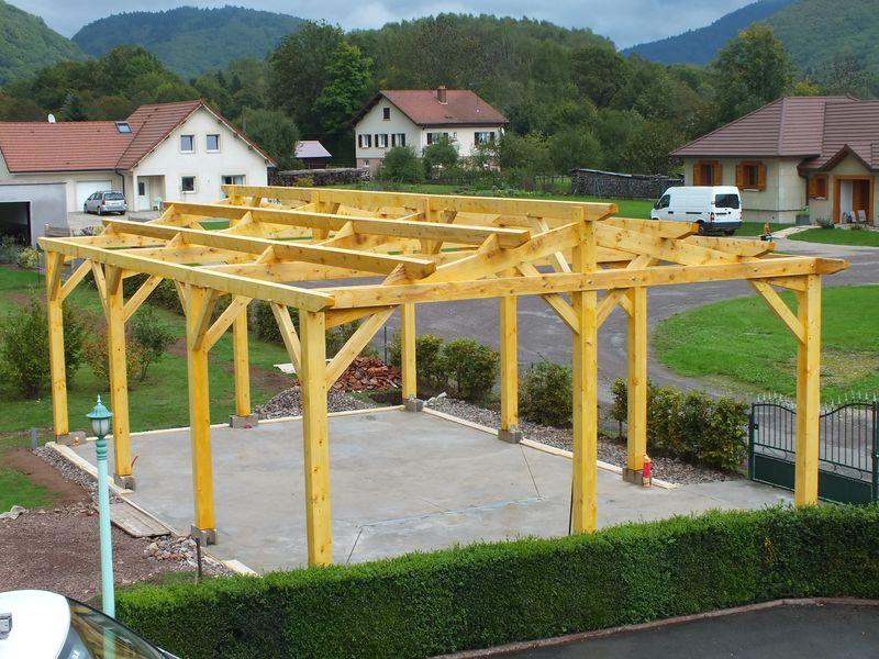 Abris bois grand modèle (2)