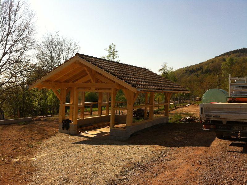 Construction bois sur-mesure (2)